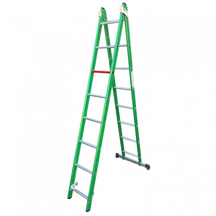 Commercial Fibreglass multipurpose ladder